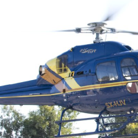 Ναυπλία: Το ελικόπτερο των Ρώσων επενδυτών, που προσγειώθηκε στο γήπεδο του Δρεπάνου...