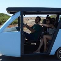 Βγαίνει στην παραγωγή το ηλιακό αυτοκίνητο της Κρήτης! Πόσο θα κοστίζει; (Video)