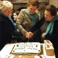 Έκοψαν την πίτα οι εθελοντές του Λαογραφικού Κέντρου Διδύμων μαζί με την ερασιτεχνική χορωδία Γυναικών (pics)