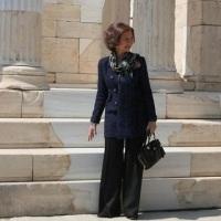Στο Πόρτο Χέλι η βασιλομήτωρ της Ισπανίας Σοφία